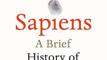 cover buku sapiens