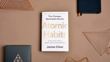 cover atomic habits james clear